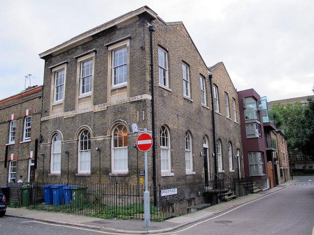 Former school, Grange Walk, Bermondsey
