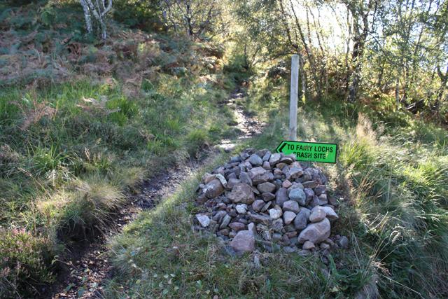 Path to Fairy Lochs