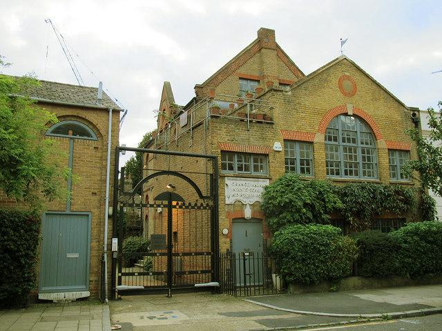 Former Grange Walk Infants School, Bermondsey