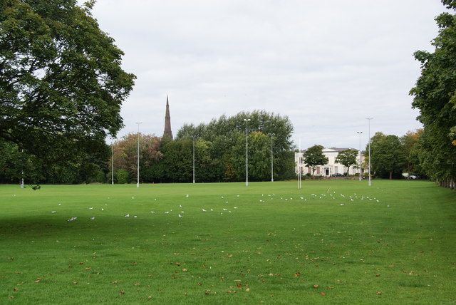 Victoria Park, Warrington