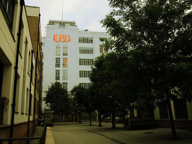 Former Alaska factory, Bermondsey