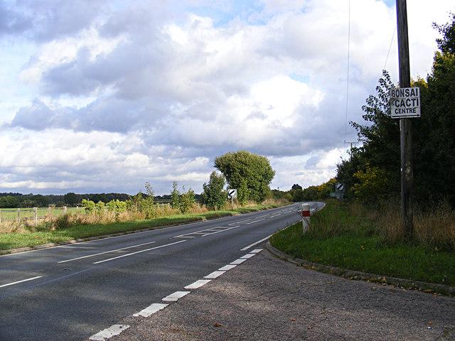 A1071 Hadleigh Road, Calais Street