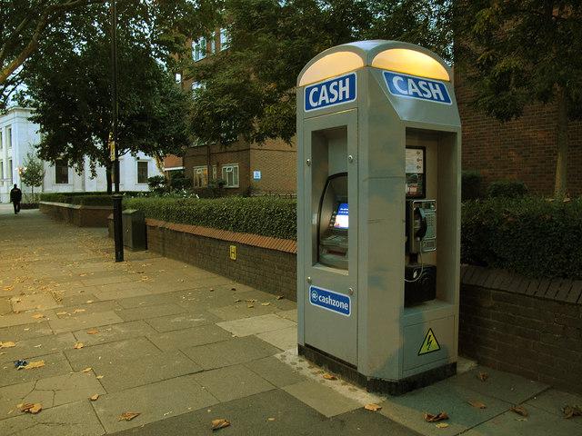 Cash Zone, Spa Road