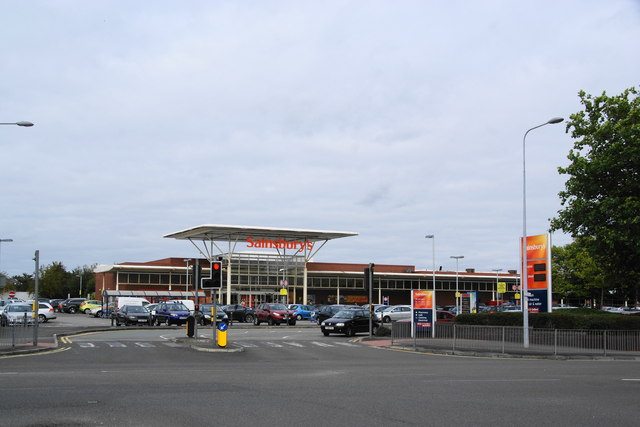 Sainsbury's, Warrington