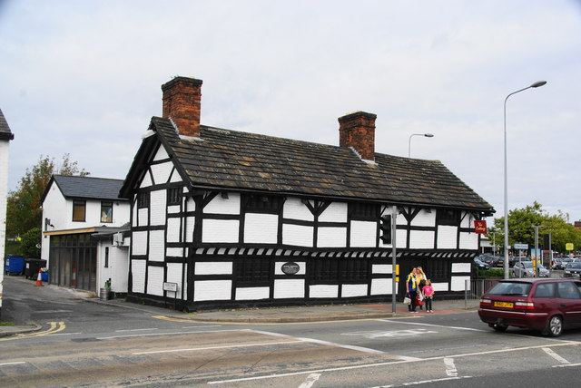 The Cottage, Warrington