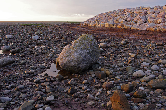 The point of Sunderland Point