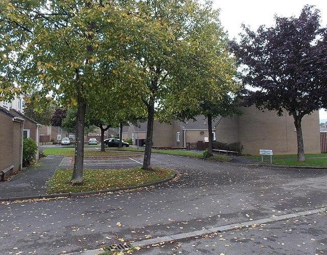 Tetbury Close, Crindau, Newport