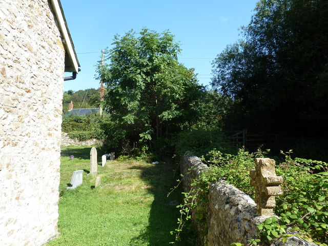St John the Baptist, Fishpond Bottom: churchyard (f)