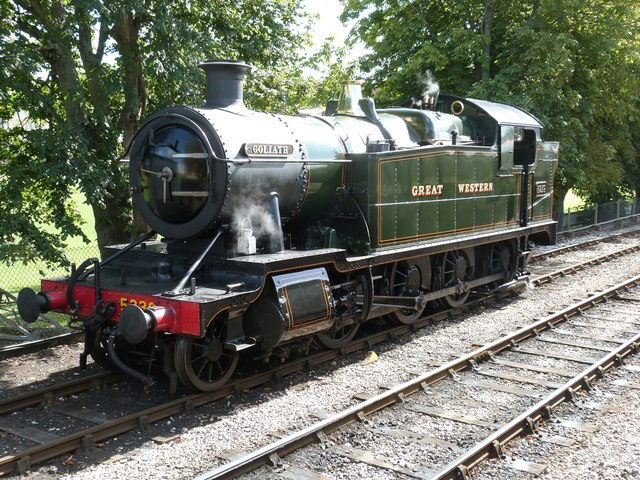 Our Locomotive for the ride to Kingswear and back