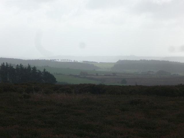 On Fylingdales Moor