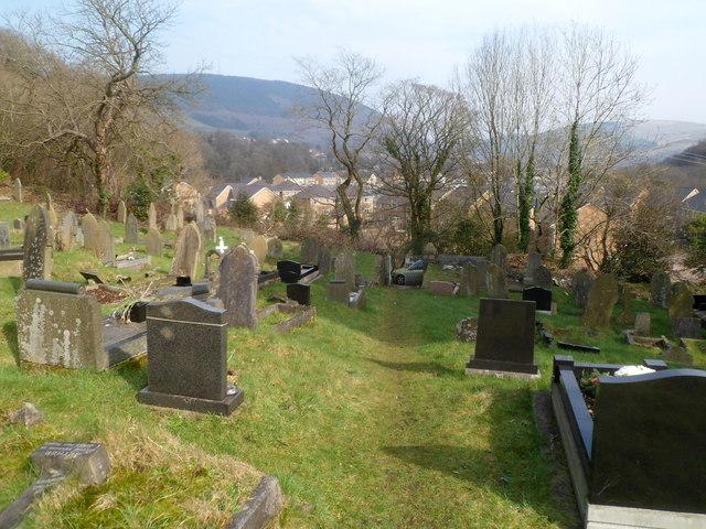 Cwmavon cemetery