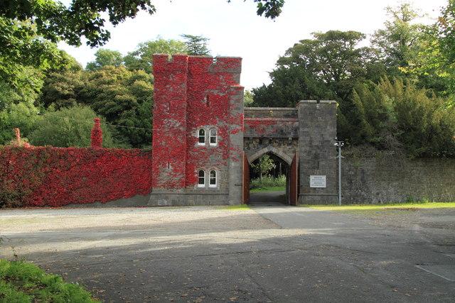 Port Lodge, Penrhyn Castle