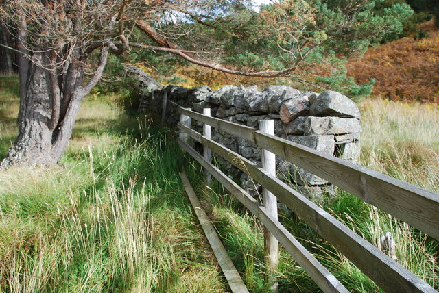 Boundary wall and fence