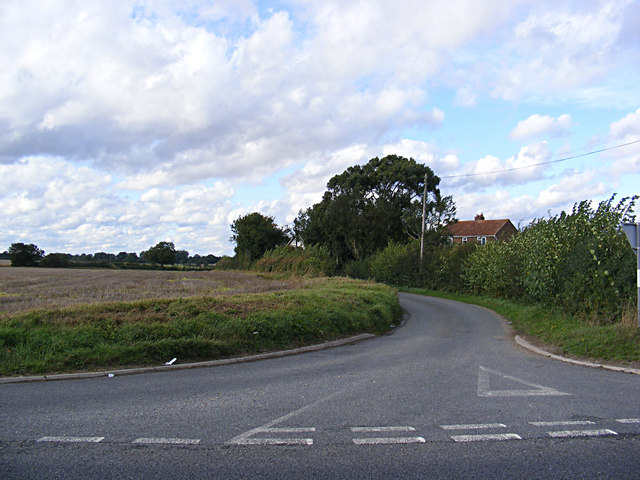 Trott's Lane, Newton