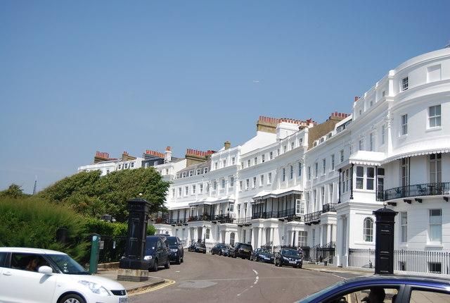 Lewes Crescent