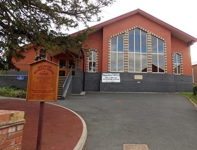 Wellington Methodist Church & Centre