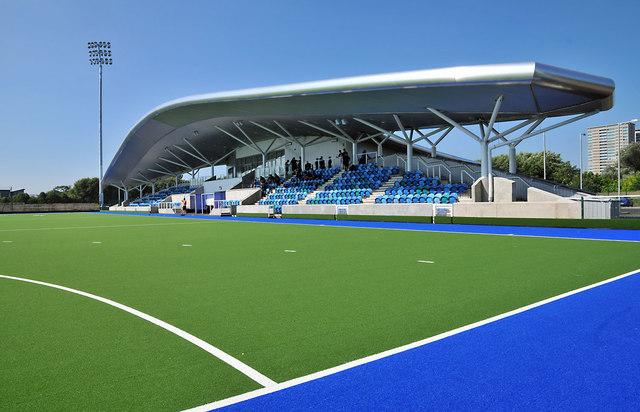National Hockey Centre, Glasgow Green