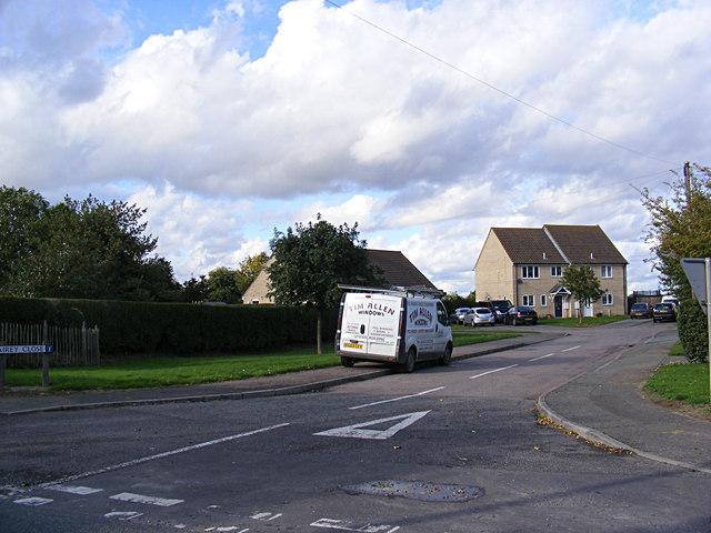 Airey Close, Newton Green