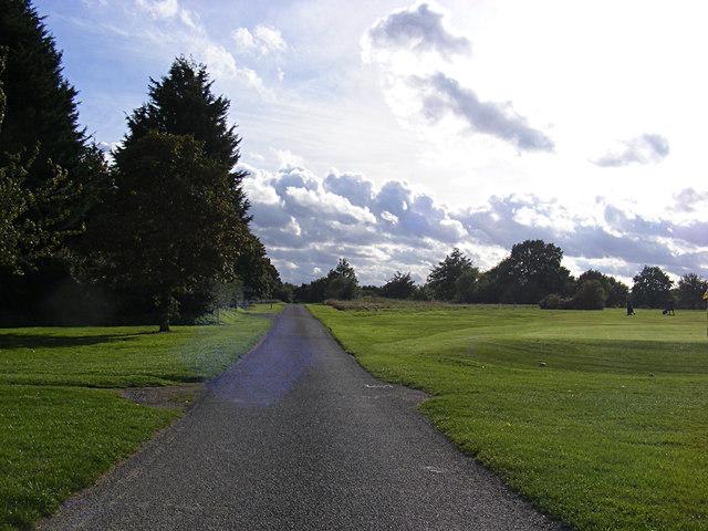 School Lane, Newton Green
