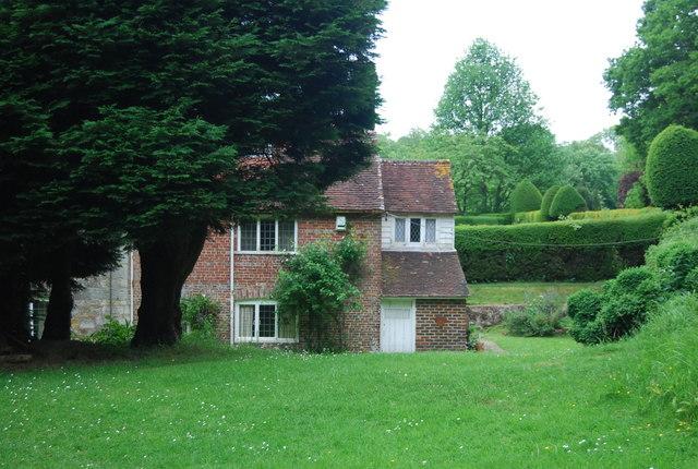 Cottage near Glazier's Forge