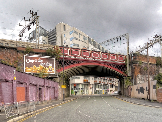 Gloucester Street Railway Bridge
