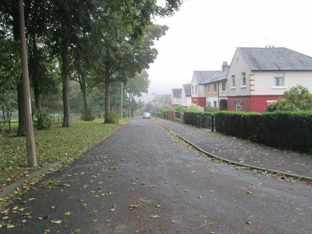 Grange Avenue - Beechwood Drive