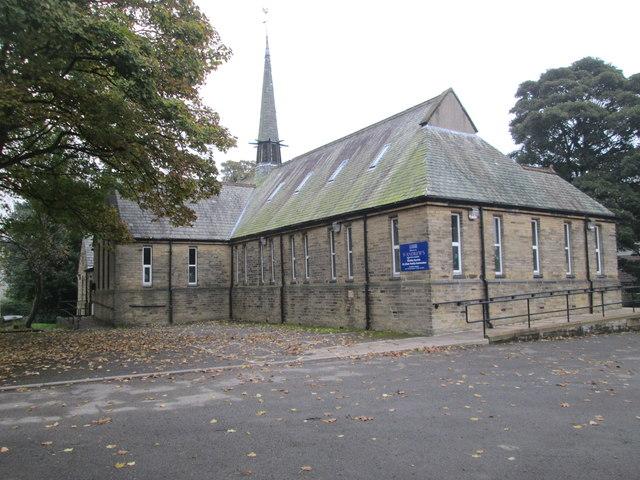 St Andrew's Church - Beechwood Road
