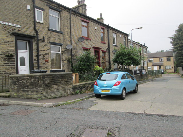 Brickfield Terrace - Brickfield Lane
