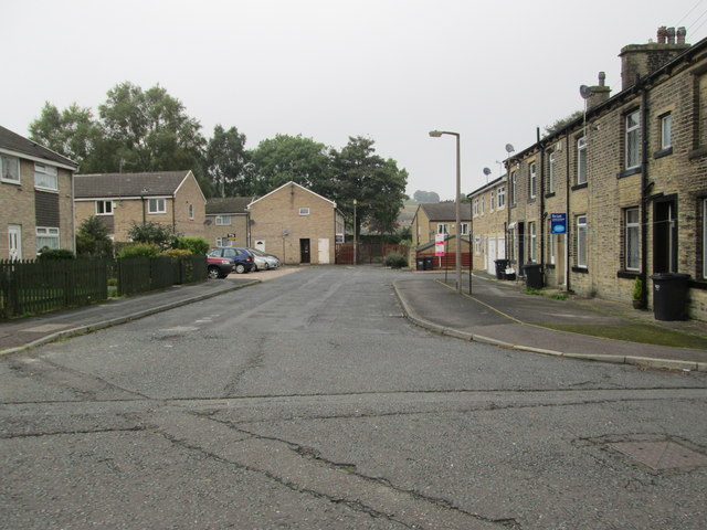 Brickfield Grove - Brickfield Lane