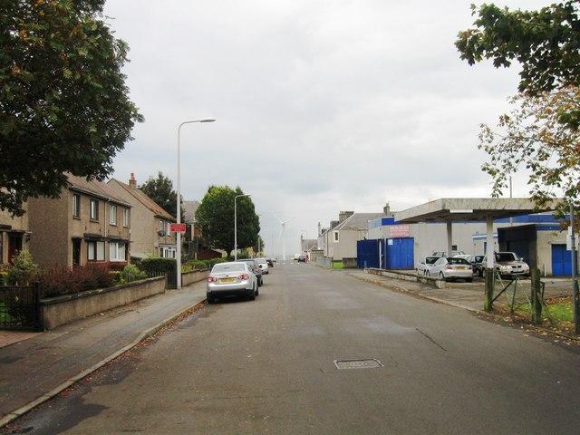 Patterson Street, Methil