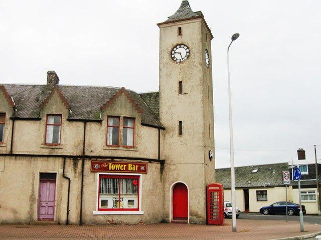 Tower Bar, Methil