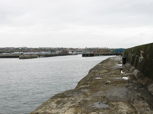 Harbour, Methil