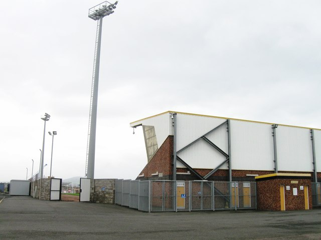 Bay View, home of East Fife Football Club