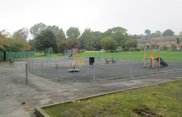 Play Area - Park - top of Beechwood Avenue