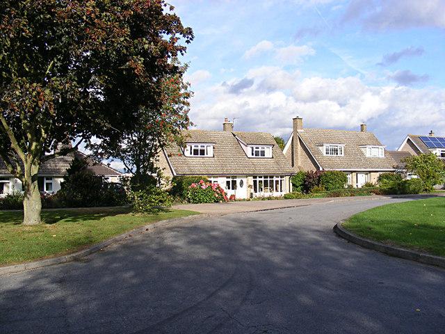 Links View, Newton Green