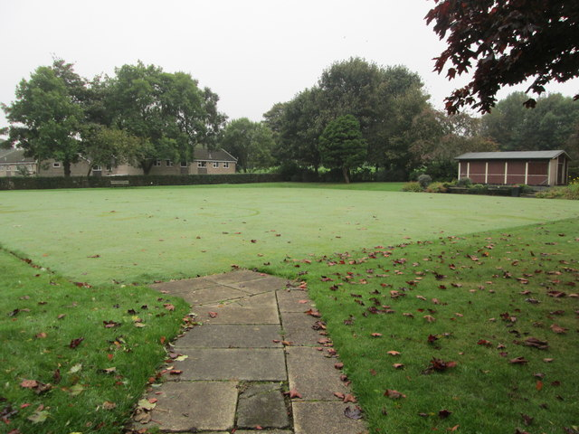Bowling Green - Park - top of Beechwood Avenue