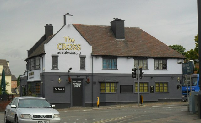 The Cross public house, Stourbridge