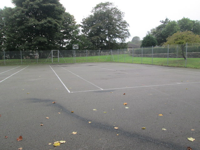 Tennis Courts - Park - top of Beechwood Avenue