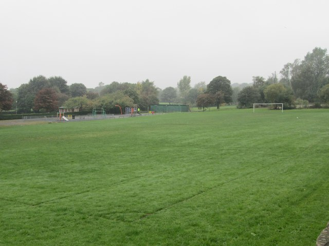 Recreation Ground - Heathy Lane