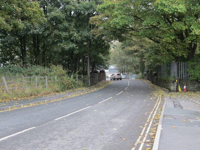 Holdsworth Road - Shay Lane