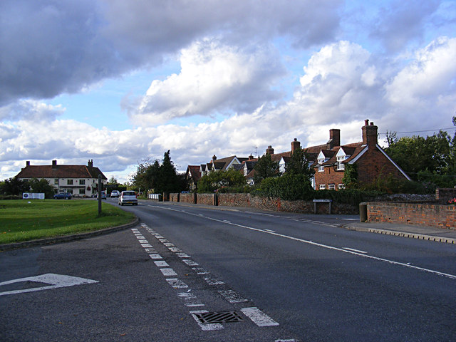 A134 Assington Road, Newton Green