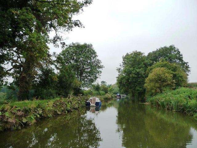 Kennet & Avon canal, east of bridge 112