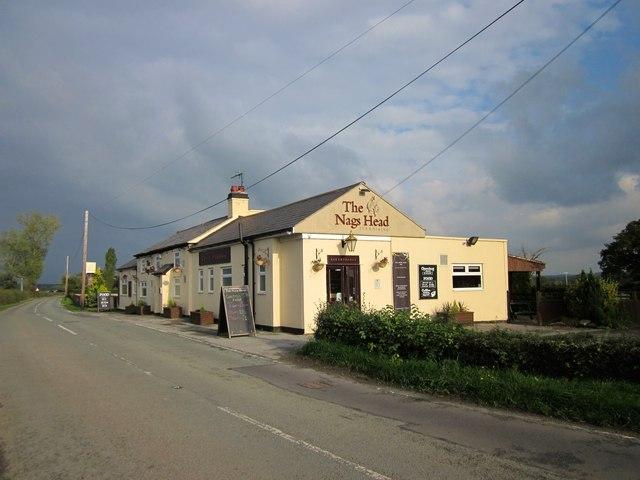 The Nags Head Inn, Ridleywood
