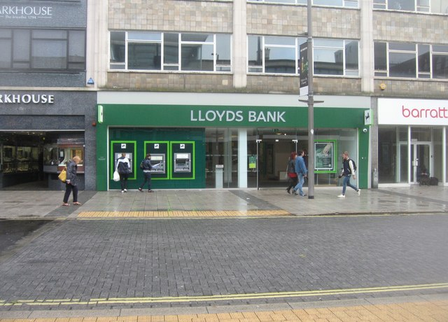 The Lloyds look - 2013