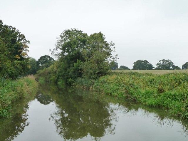 Kennet & Avon canal, between bridges 113 and 112