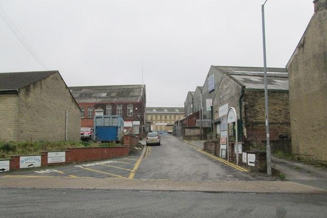 Drake's Industrial Estate - Shay Lane