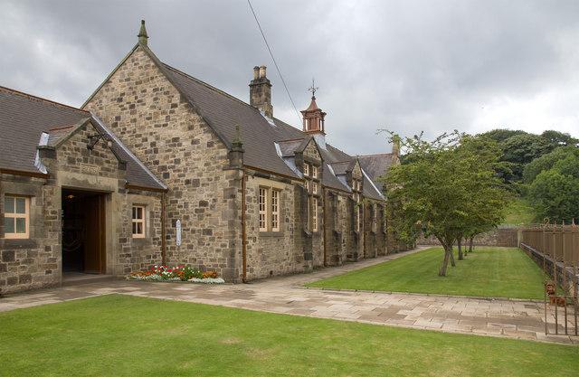 Beamish Board School