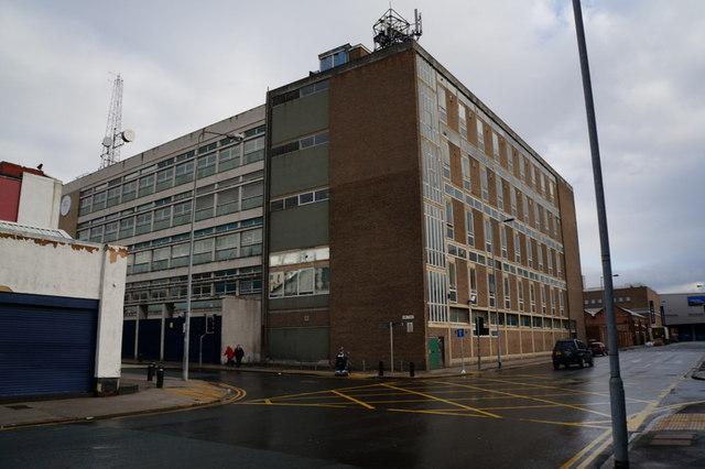 The Kingston Communications Building, Hull