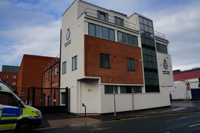 Osborne Street Police Station, Hull