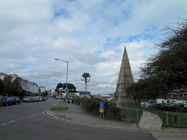 The Killigrew Monument Falmouth